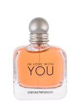 Giorgio Armani Emporio Armani Parfémovaná voda In Love With You 100 ml pro ženy