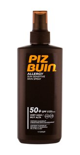 PIZ BUIN Allergy Opalovací přípravek na tělo Sun Sensitive Skin Spray 200 ml SPF50 pro ženy