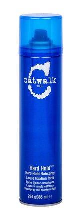 Tigi Catwalk Hard Hold Objem vlasů 385 ml pro ženy