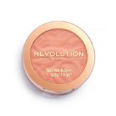 Revolution Dlouhotrvající tvářenka Reloaded Peach Bliss 7,5 g woman