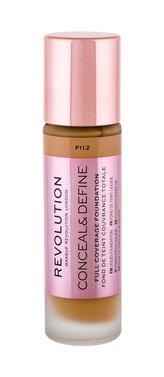 Makeup Revolution London Conceal & Define Makeup 23 ml F11,2 pro ženy