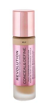Makeup Revolution London Conceal & Define Makeup 23 ml F5,7 pro ženy