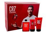 Cristiano Ronaldo CR7 toaletní voda 100 ml + sprchový gel 150 ml + balzám po holení 100 ml