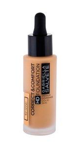 Gabriella Salvete Correct & Comfort Makeup 29 ml 102 Sand pro ženy