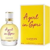 Lanvin A Girl in Capri Toaletní voda 30 ml pro ženy