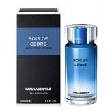 Karl Lagerfeld Les Parfums Matieres Toaletní voda Bois de Cedre 100 ml pro muže
