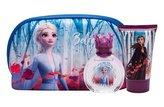 EP Line Disney Frozen II - EDT 50 ml + sprchový gel 100 ml + kosmetická taštička child