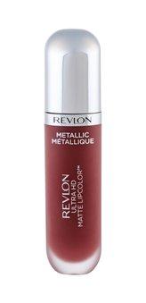 Revlon Ultra HD Rtěnka Metallic Matte Lipcolor 5,9 ml 705 HD Shine pro ženy
