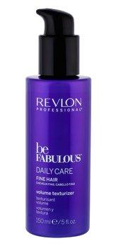 Revlon Professional Hydratační objemové mléko Be Fabulous Daily Care (Volume Texturizer) 150 ml woman