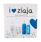 Ziaja GdanSkin denní pleťová péče SPF15 50 ml + tělový balzám 300 ml + glycerínové mýdlo 300 ml + hydratační mlha 200 ml
