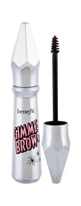 Benefit Gimme Brow+ Gel a pomáda na obočí Brow-Volumizing 3 g 4 Warm Deep Brown pro ženy