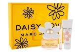 Marc Jacobs Daisy Love toaletní voda 100 ml + tělové mléko 75 ml + toaletní voda 10 ml