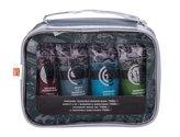 Marvel Comics Hero sprchový gel 75 ml + šampon 2v1 75 ml + gel na holení 75 ml + pleťový krém 75 ml