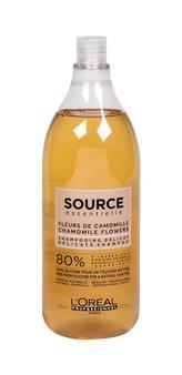 Loreal Professionnel Šampon pro citlivou pokožku hlavy Source Essentielle (Delicate Shampoo) Šampon pro citlivou pokožku hlavy Source Essentielle (Delicate Shampoo) - Objem 1500 ml woman