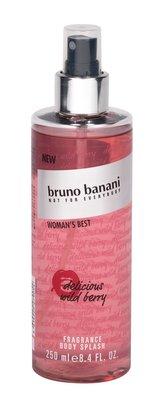 Bruno Banani Woman´s Best Tělový sprej 250 ml pro ženy