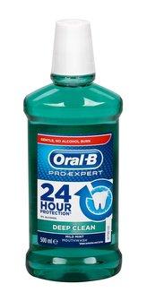 Oral-B Pro Expert Ústní voda Deep Clean 500 ml unisex