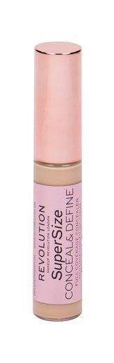 Makeup Revolution London Conceal & Define Korektor SuperSize 13 g C8.5 pro ženy