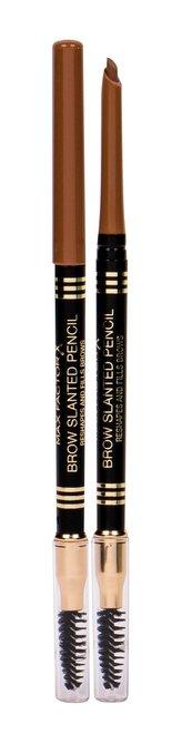 Max Factor Brow Slanted Pencil Tužka na obočí 1 g 02 Soft Brown pro ženy