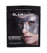 Glam Glow Eyeboost Pleťová maska Reviving Eye Mask 1 ks pro ženy