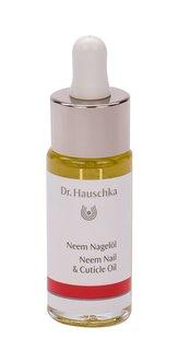 Dr. Hauschka Neem Nail & Cuticle Péče o nehty Oil 18 ml pro ženy