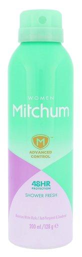 Mitchum Advanced Control Antiperspirant Shower Fresh 200 ml 48HR pro ženy