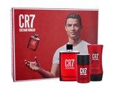 Cristiano Ronaldo CR7 toaletní voda 100 ml + deostick 75 ml + balzám po holení 100 ml