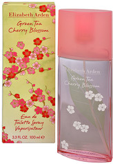 Elizabeth Arden Green Tea Toaletní voda Cherry Blossom 100 ml pro ženy