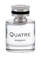 Boucheron Quatre Pour Homme Toaletní voda 50 ml pro muže