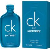 Calvin Klein CK One Toaletní voda Summer 2018 100 ml unisex