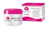 Dermacol Noční regenerační krém s výtažky z mořských řas (Queen Night Cream) 50 ml pro ženy