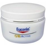 Eucerin Vyhlazující denní krém proti vráskám pro všechny typy citlivé pleti Q10 Active 50 ml pro ženy