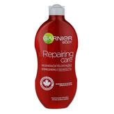 Garnier Regenerační tělové mléko pro velmi suchou pleť (Reparing Care) Objem 400 ml pro ženy