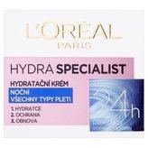Loreal Paris Noční hydratační krém Hydra Specialist (Night Cream) 50 ml pro ženy