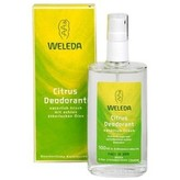 Weleda Citrusový deodorant 24H Odstín 100 ml pro ženy