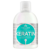 Kallos Cosmetics Keratin Šampon 1000 ml pro ženy