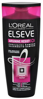 Loreal Paris Posilující šampon Elseve Arginine Resist X3 Objem 400 ml pro ženy