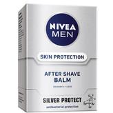 Nivea Balzám po holení Silver Protect 100 ml pro muže