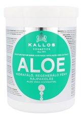 Kallos Cosmetics Aloe Vera Maska na vlasy 1000 ml pro ženy