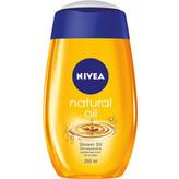 Nivea Sprchový olej pro velmi suchou pokožku Natural Oil 200 ml pro ženy