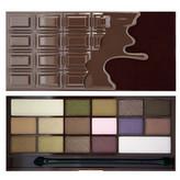 Makeup Revolution London I Heart Makeup Oční stín I Heart Chocolate Palette 22 g pro ženy