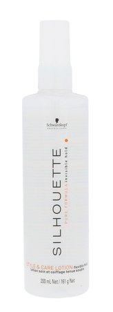 Schwarzkopf Professional Pečující sprej na vlasy s flexibilní fixací Silhouette (Styling & Care Lotion) 200 ml