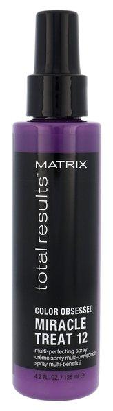 Matrix Obnovující sprej pro barvené vlasy Total Results Color Obsessed Miracle Treat 12 125 ml pro ženy