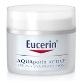 Eucerin Hydratační krém s UV ochranou Aquaporin Active 50 ml pro ženy