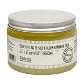 Sefiros Tělový peeling se solí a olejem Citronová tráva (Salt & Oil Bodyscrub) 300 ml pro ženy