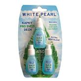 VitalCare Kapky pro svěží dech White Pearl 3 x 3,7 ml unisex
