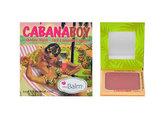 TheBalm CabanaBoy Shadow & Blush Tvářenka Shadow & Blush 8,5 g pro ženy