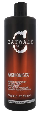 Tigi Catwalk Fashionista Kondicionér Brunette 750 ml pro ženy