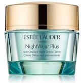 Estee Lauder NightWear Plus Anti Oxidant Night Detox Cream - Noční detoxikační krém 50 ml pro ženy