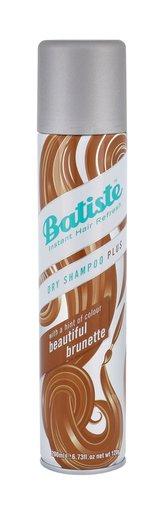 Batiste Suchý šampon pro hnědé odstíny vlasů (Dry Shampoo Plus Beautiful Brunette) Objem 200 ml pro ženy