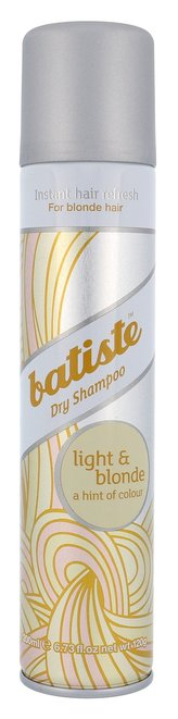 Batiste Brilliant Blonde Suchý šampon 200 ml pro ženy